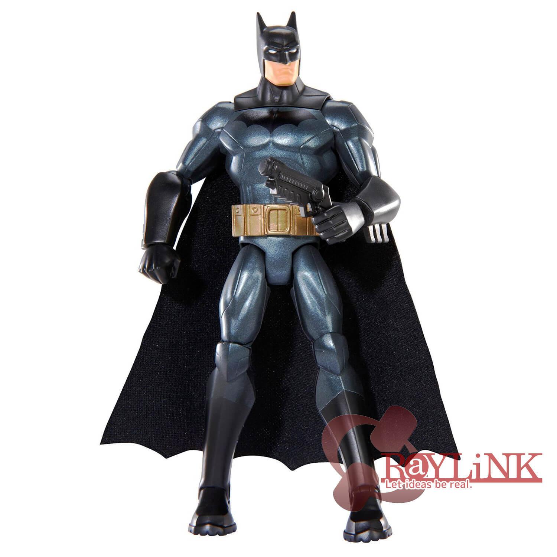 【国内未発売品】「バットマン」マテル アクションフィギュア 6インチ トータルヒーローズ