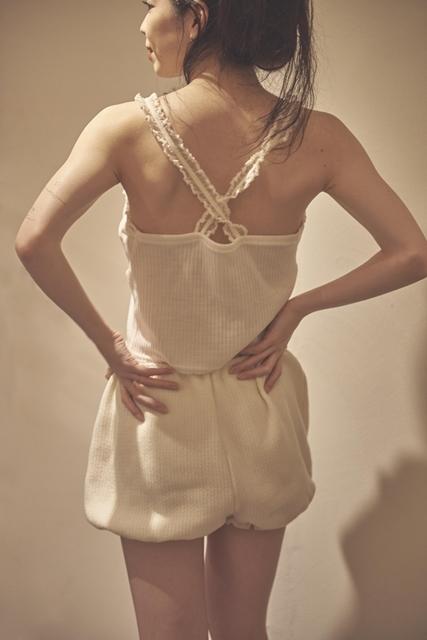 【thibaut】Knit Shorts