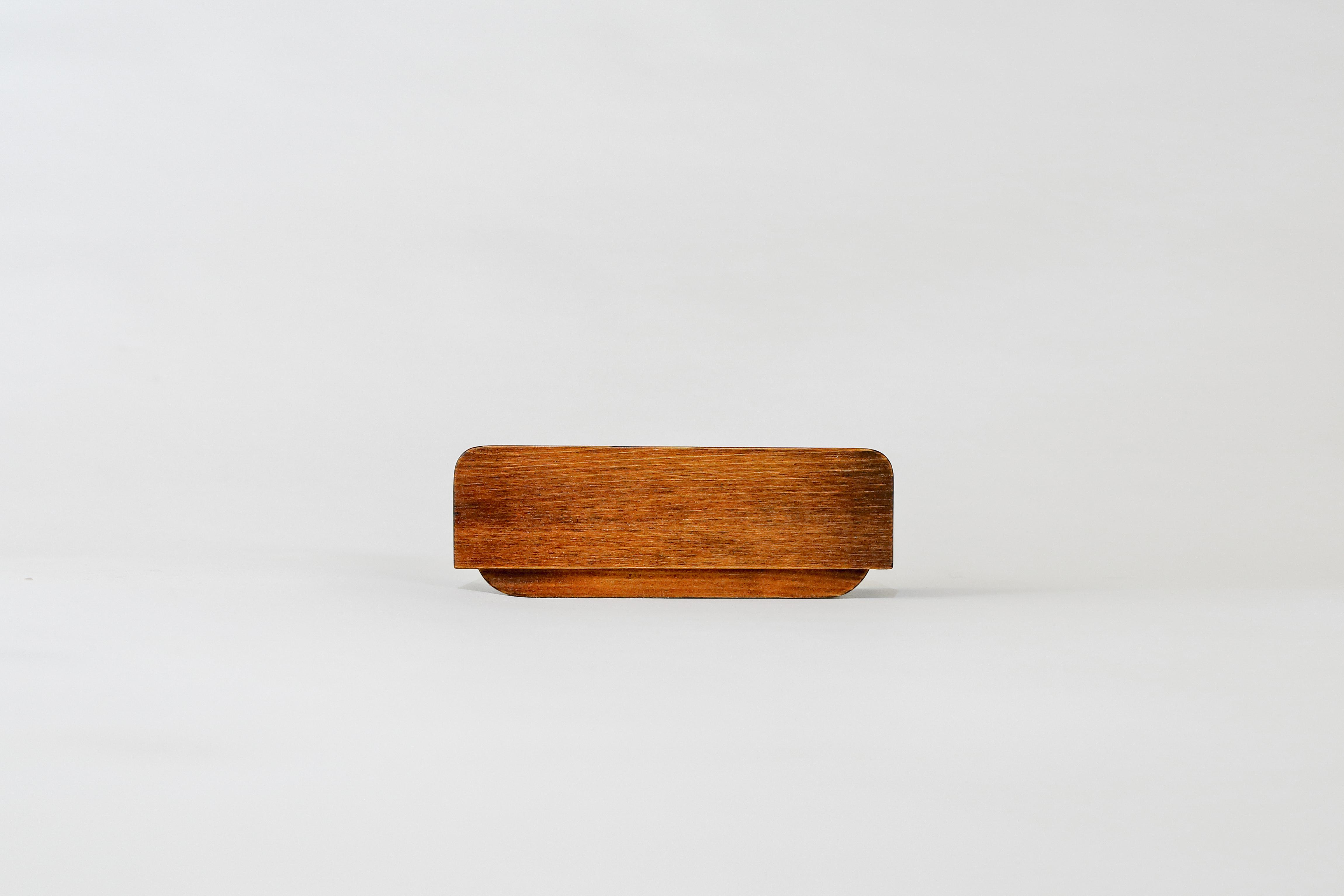 かぶせ弁当箱 漆仕上げ(小)