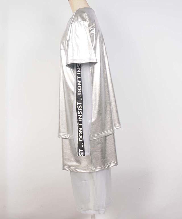 hs18SS-DA02T T-SH DRESS SV - TP