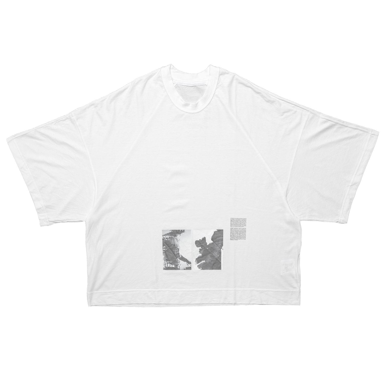 677CPM12-OFF / D. A. ボックス Tシャツ