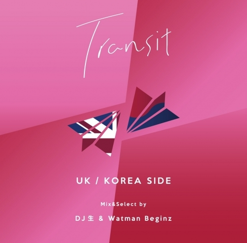 [MIX CD] DJ 生 & WATMAN BEGINZ / Transit