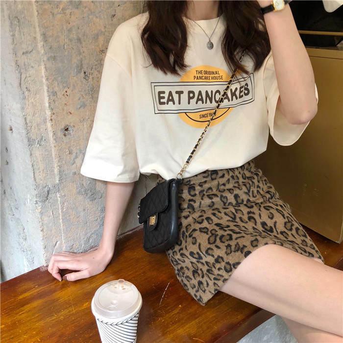 【送料無料】 ゆるかわTシャツ♡ プリント Tシャツ ビッグシルエット オーバーサイズ レトロ
