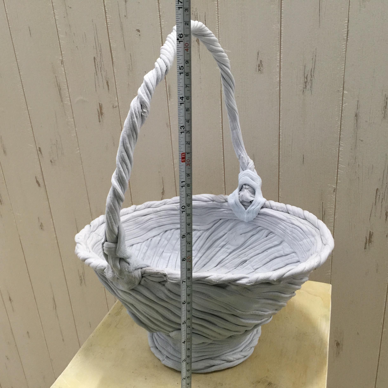 綱木紋バスケットくらま深型 - 画像1