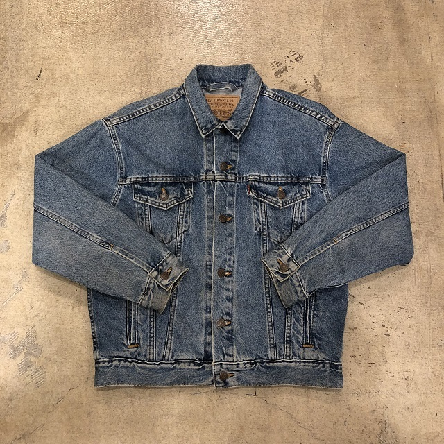 Levi's 57510 Denim Jacket Made In USA
