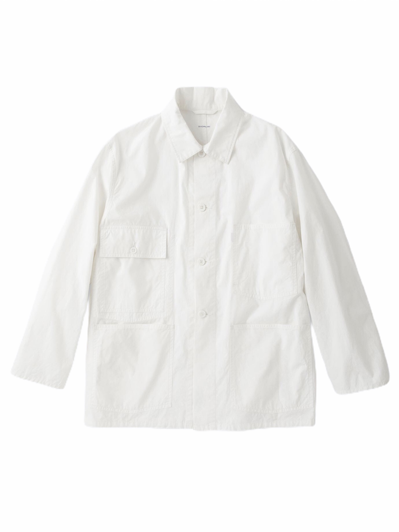 【S H】COVERALL SHIRT