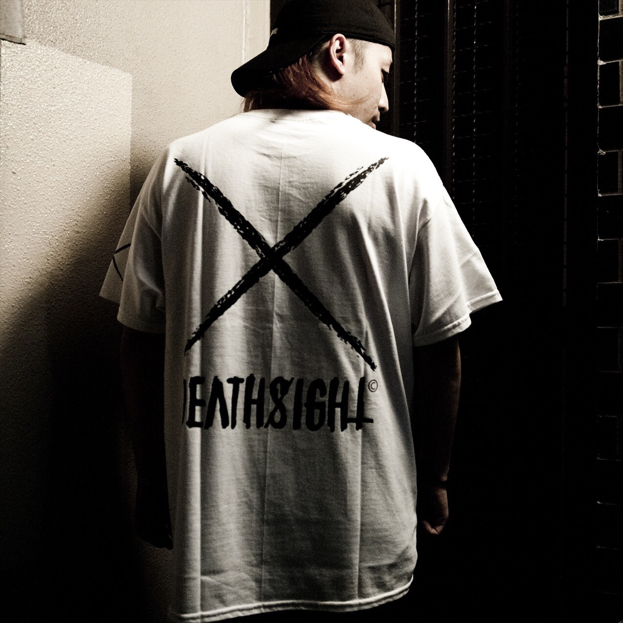 """Hexagram"" Tees / WHITE - 画像5"