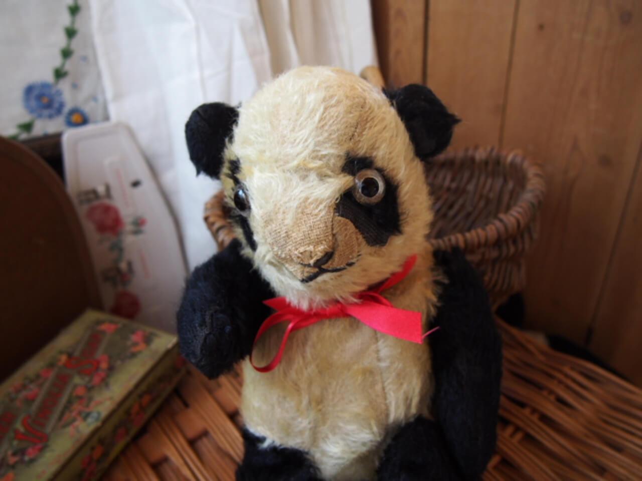 イギリスアンティーク パンダ