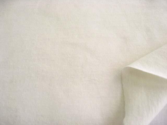 綿むら糸天竺ニット オフホワイト NTM-2543