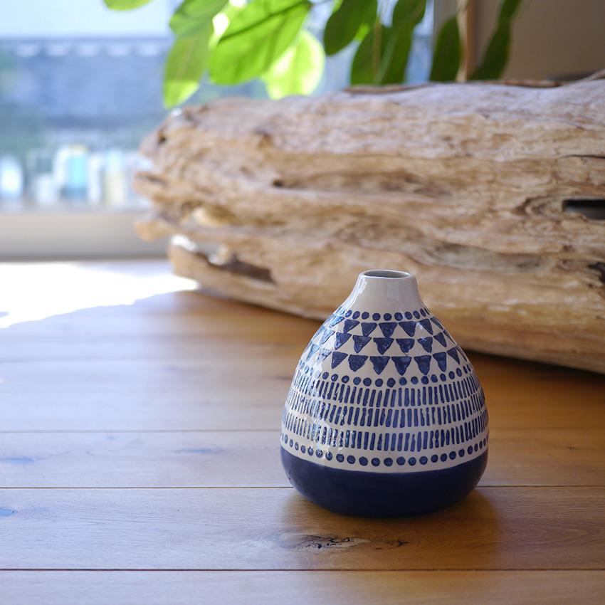 陶器 アステカオーバル 大