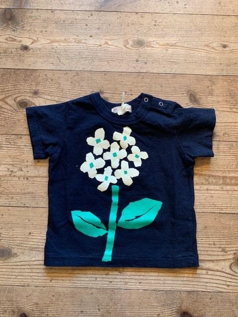 ladies:nini アジサイTシャツ 2
