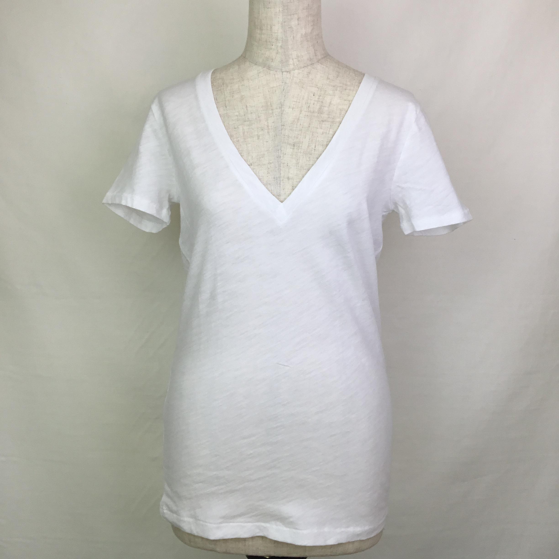 J.CREW Tシャツ(ホワイト)