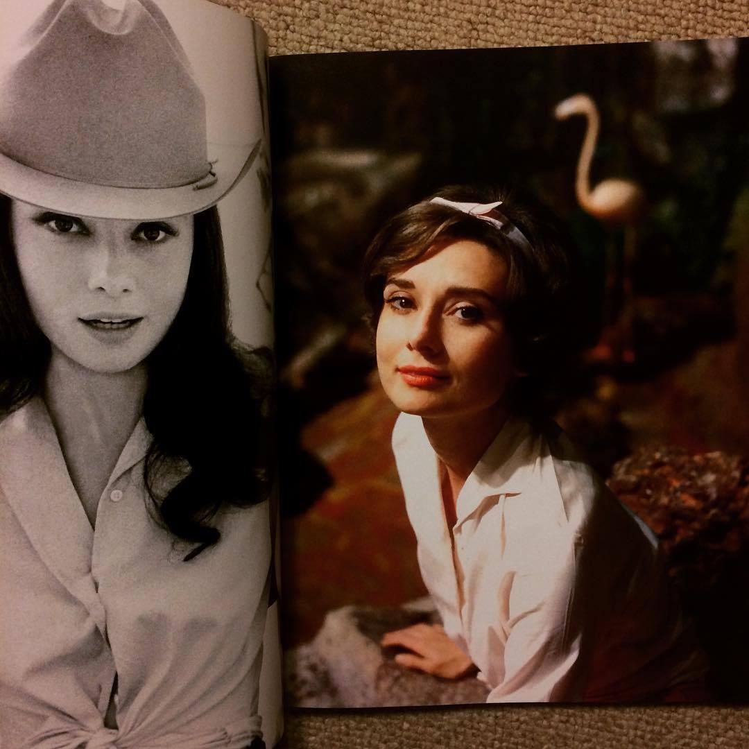 オードリー・ヘプバーン 写真集「Life: Remembering Audrey」 - 画像2