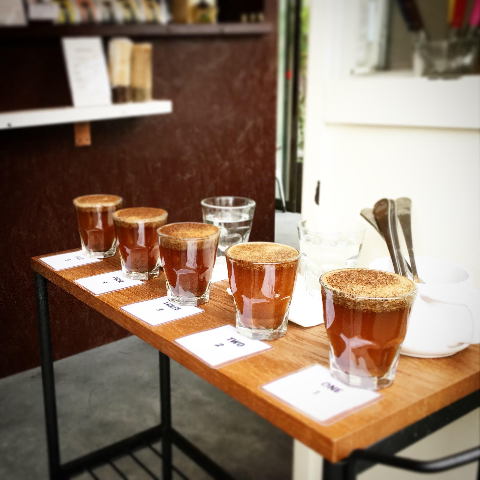 Custom blended coffee seminar 8/4(土)