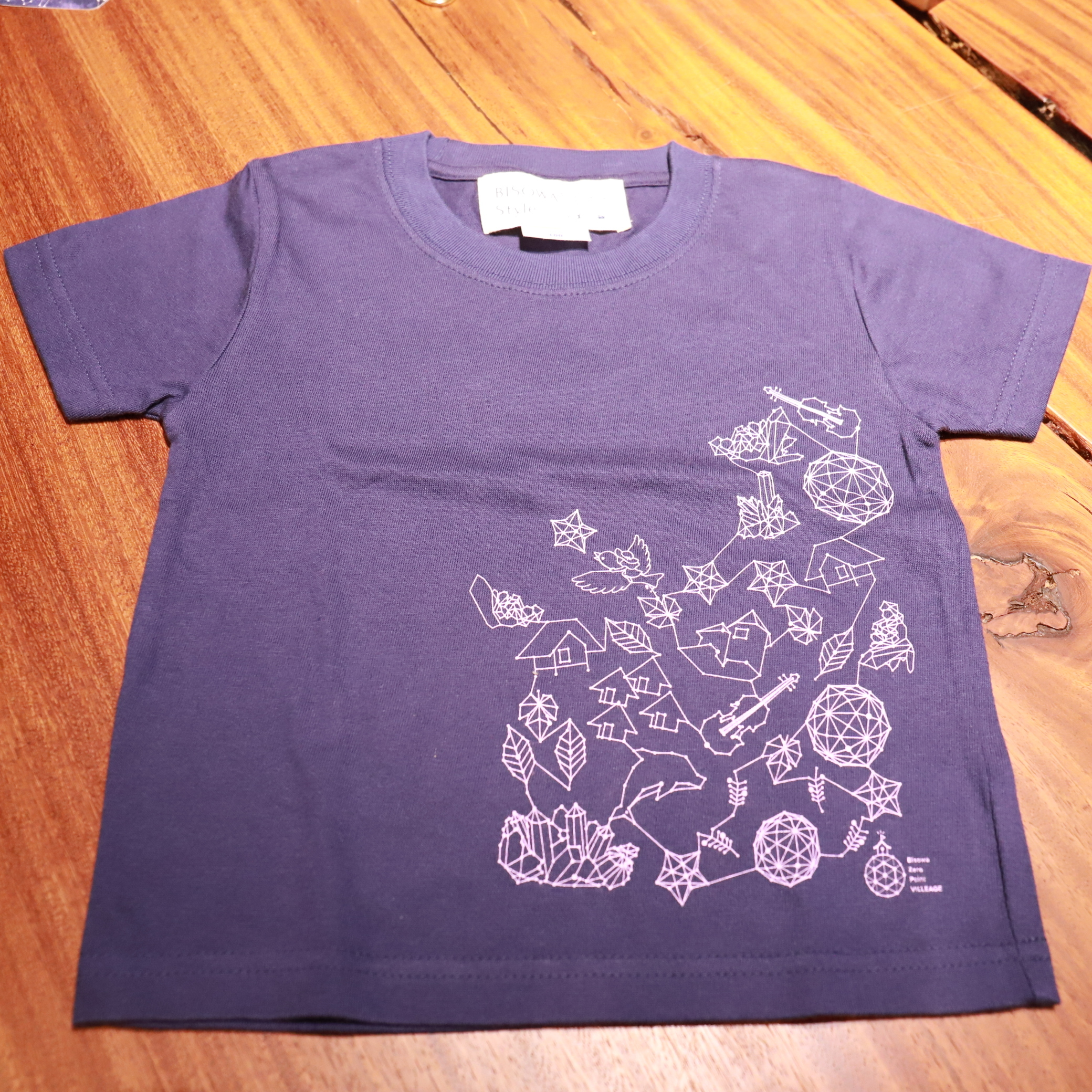 BISOWA T-SHIRT【KIDS】
