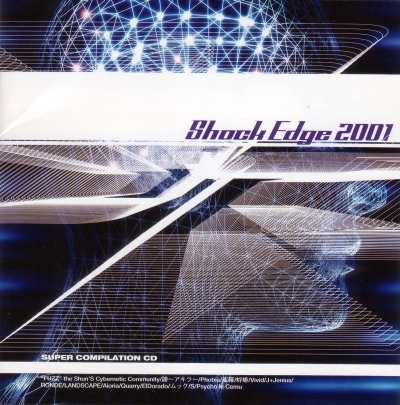 [CD] Shock Edge 2001