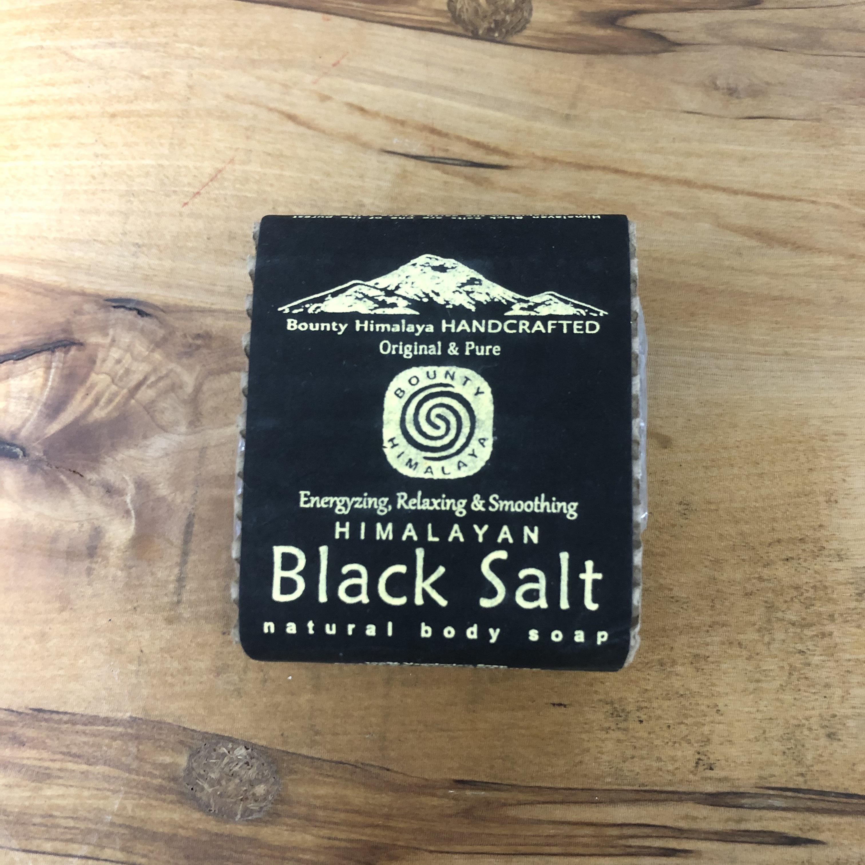 Rock Salt Soap(ヒマラヤ岩塩で作った石鹸)