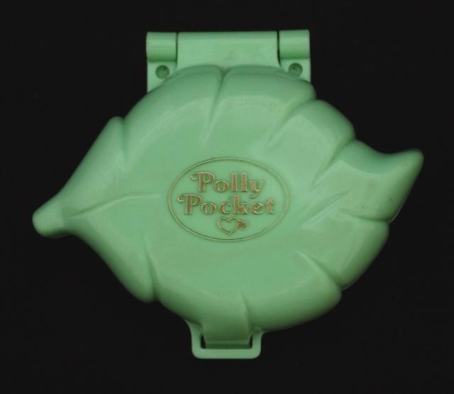 ポーリーポケット イヤリングケース 完品 1991年