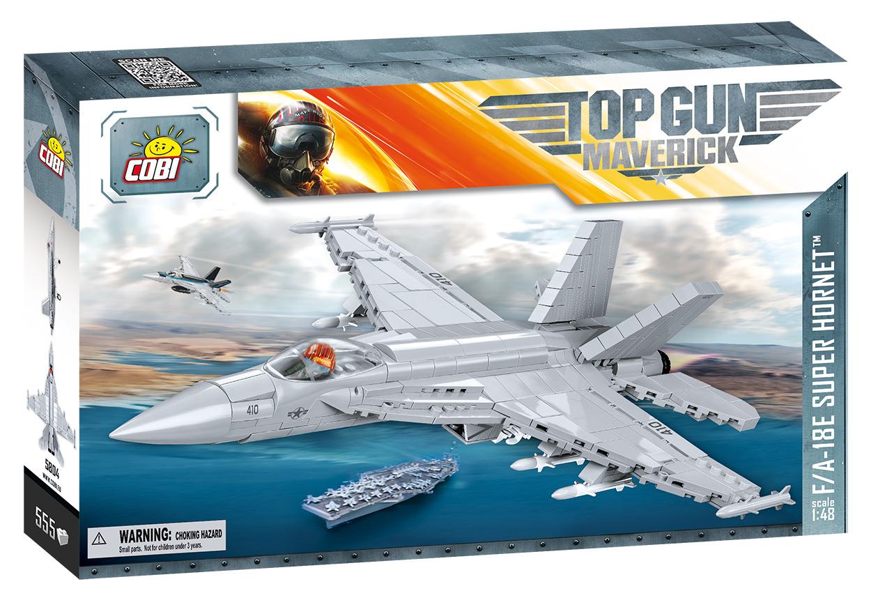 COBI #5804 F/A-18E スーパーホーネット (Top Gun Series)