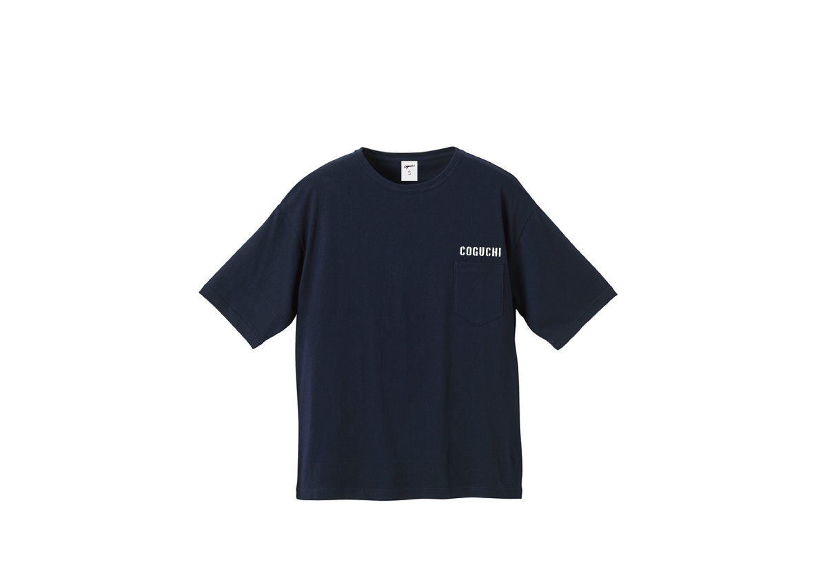 US T-shirt(navy)