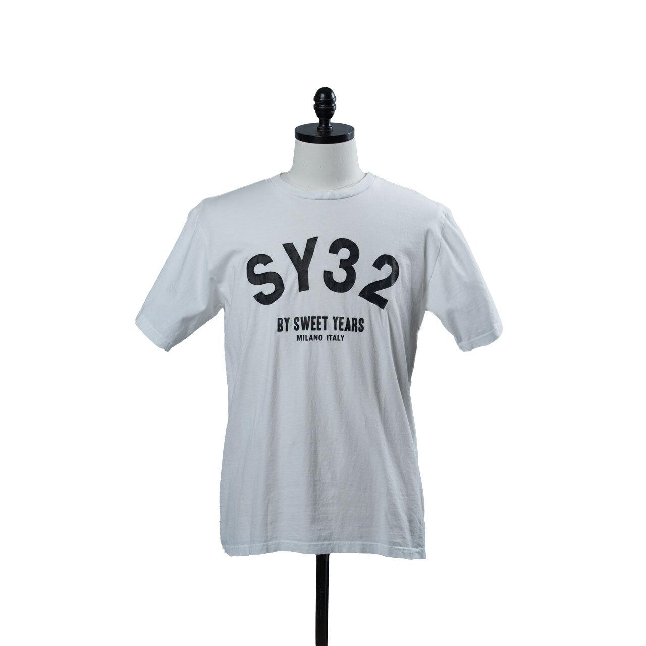 SY32 アーチロゴTシャツ(7271T)