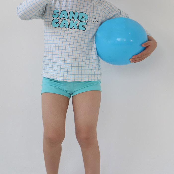 sand cake swim wear  .  〔サンドケーキ スイム ウェア 〕