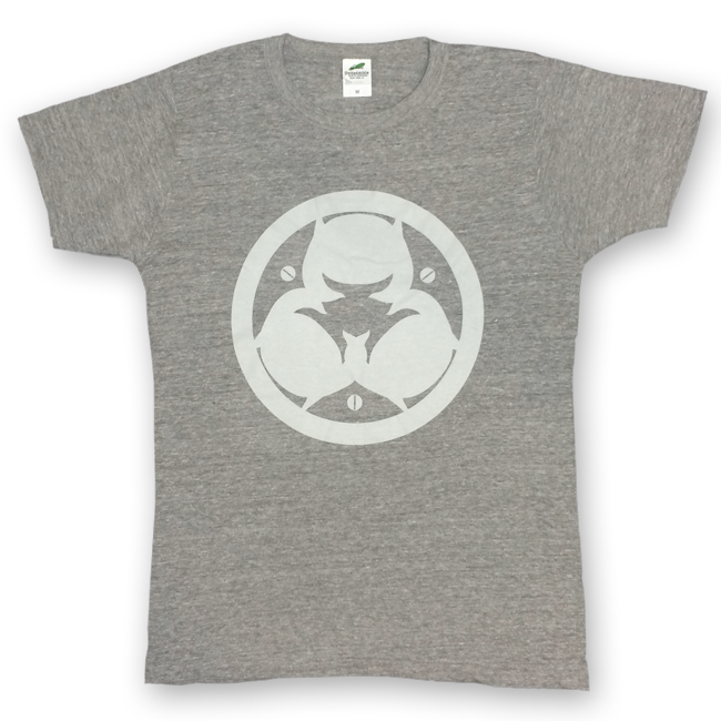 「ピノキオピー2015年祭りだヘイカモン」Tシャツ(メンズ/ヴィンテージヘザー) - 画像1