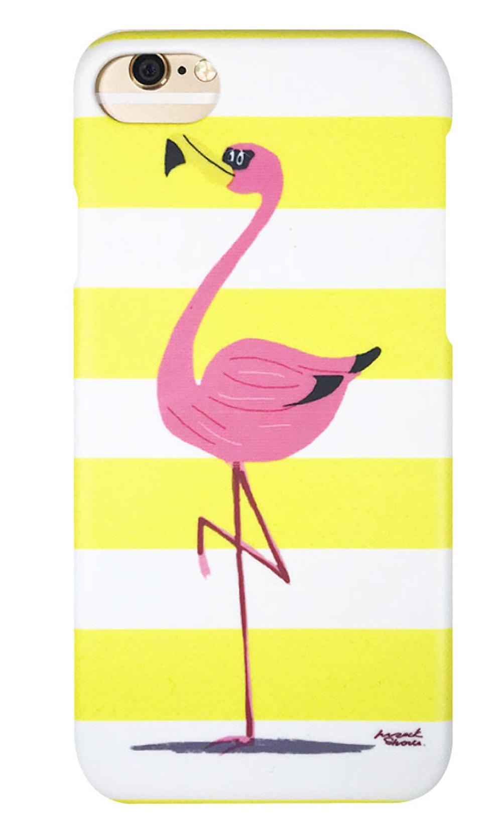 flamingo 2 つや消しハードケース