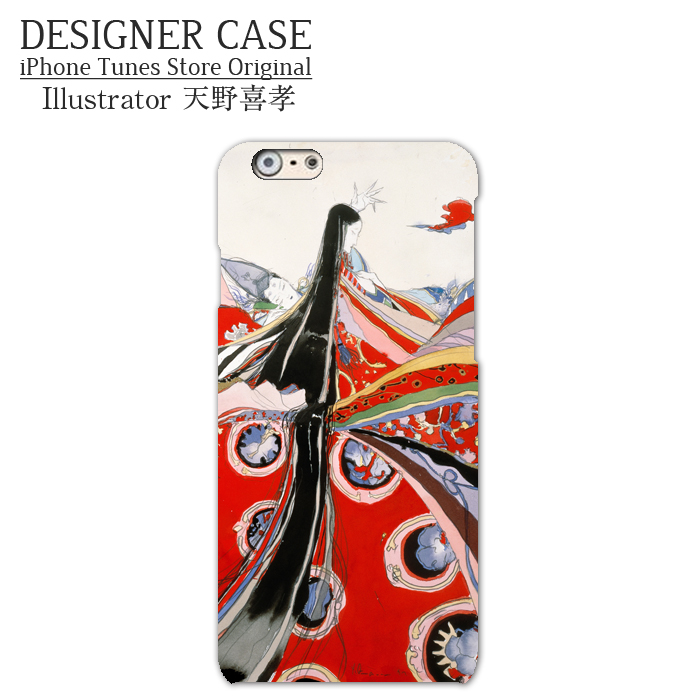 iPhone6 Plus Hard case [No.006]  Illustrator:Yoshitaka Amano