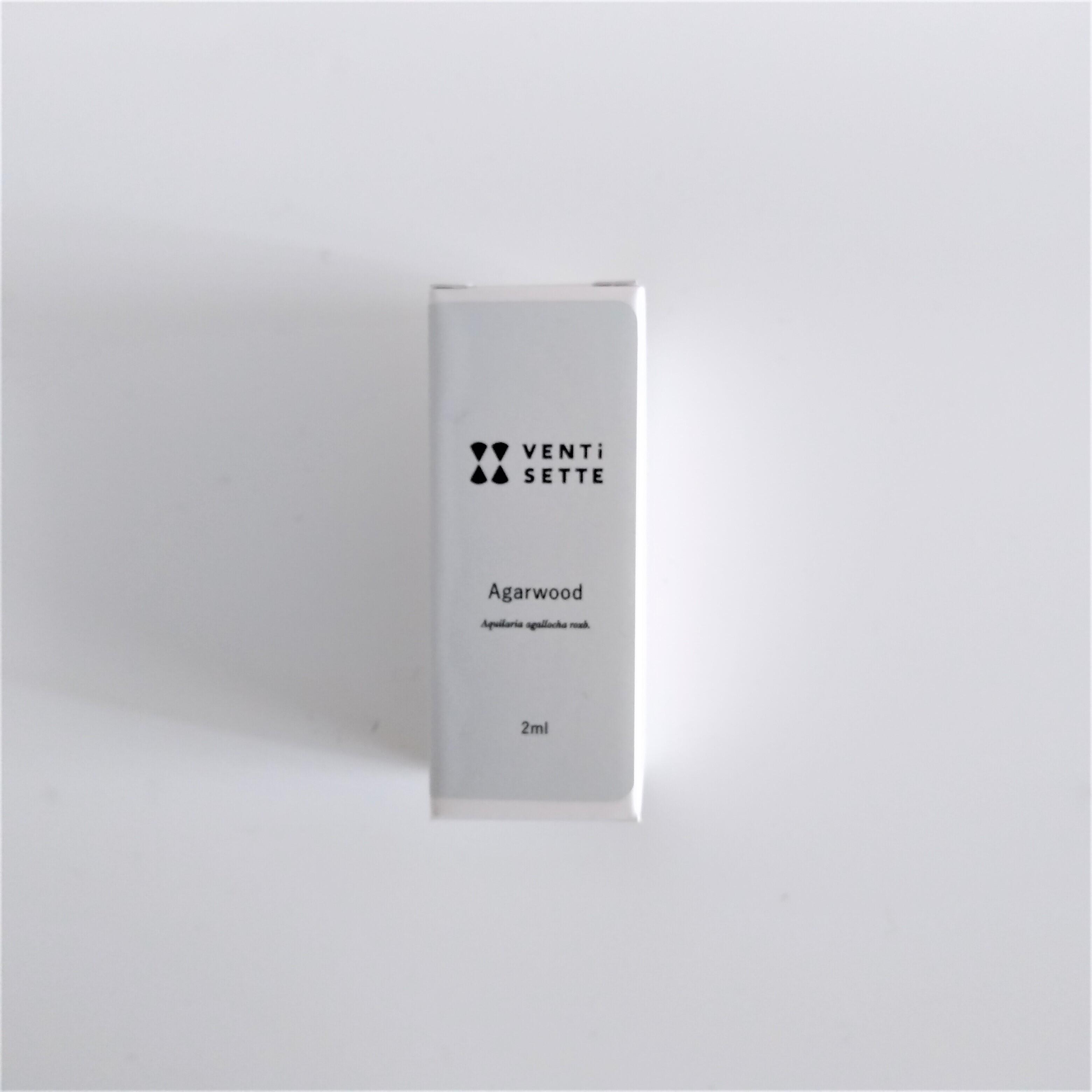 アガーウッド(沈香・伽羅)エッセンシャルオイル25% 2ml