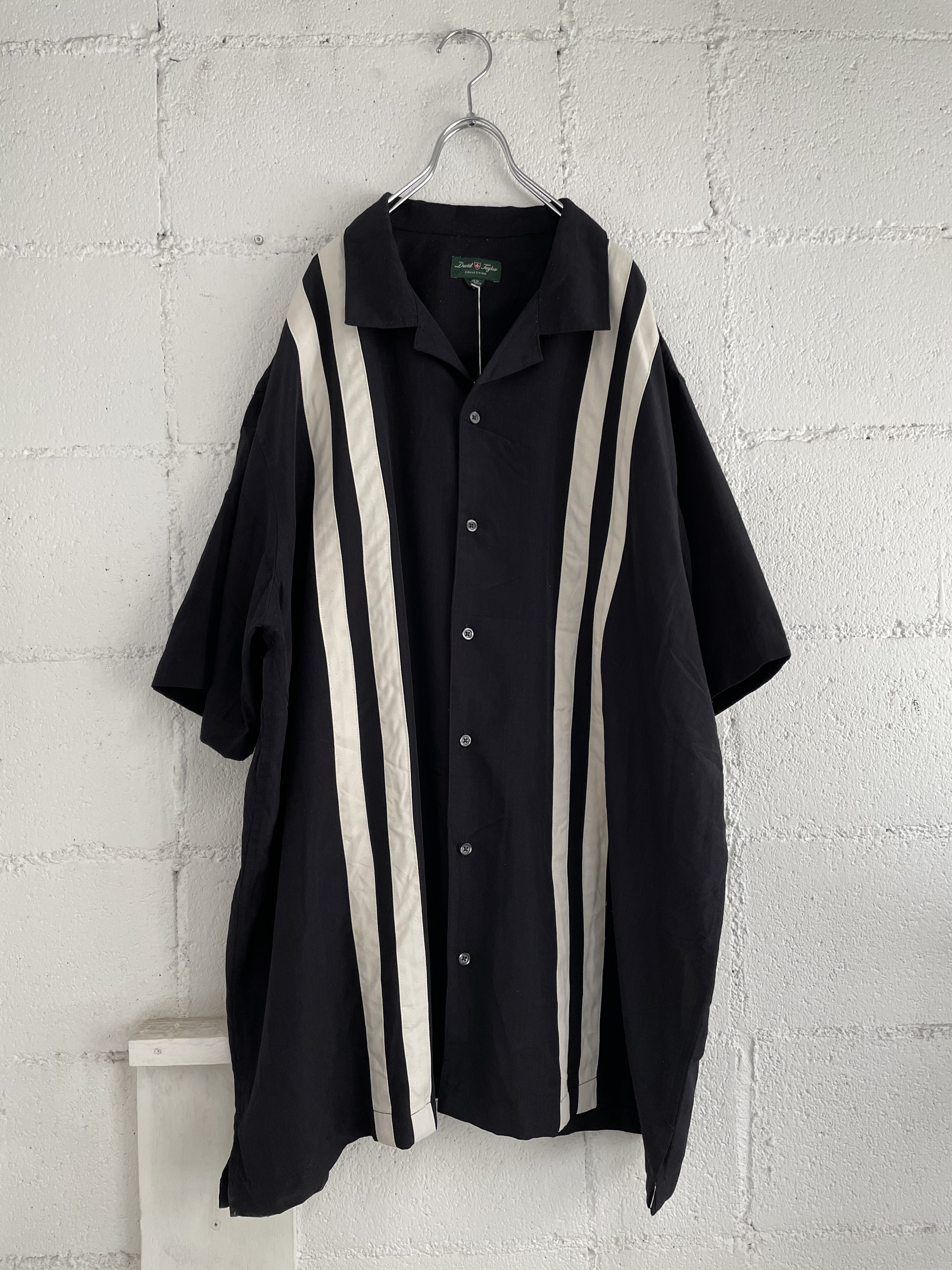 【USED】オーバーサイズラインシャツ