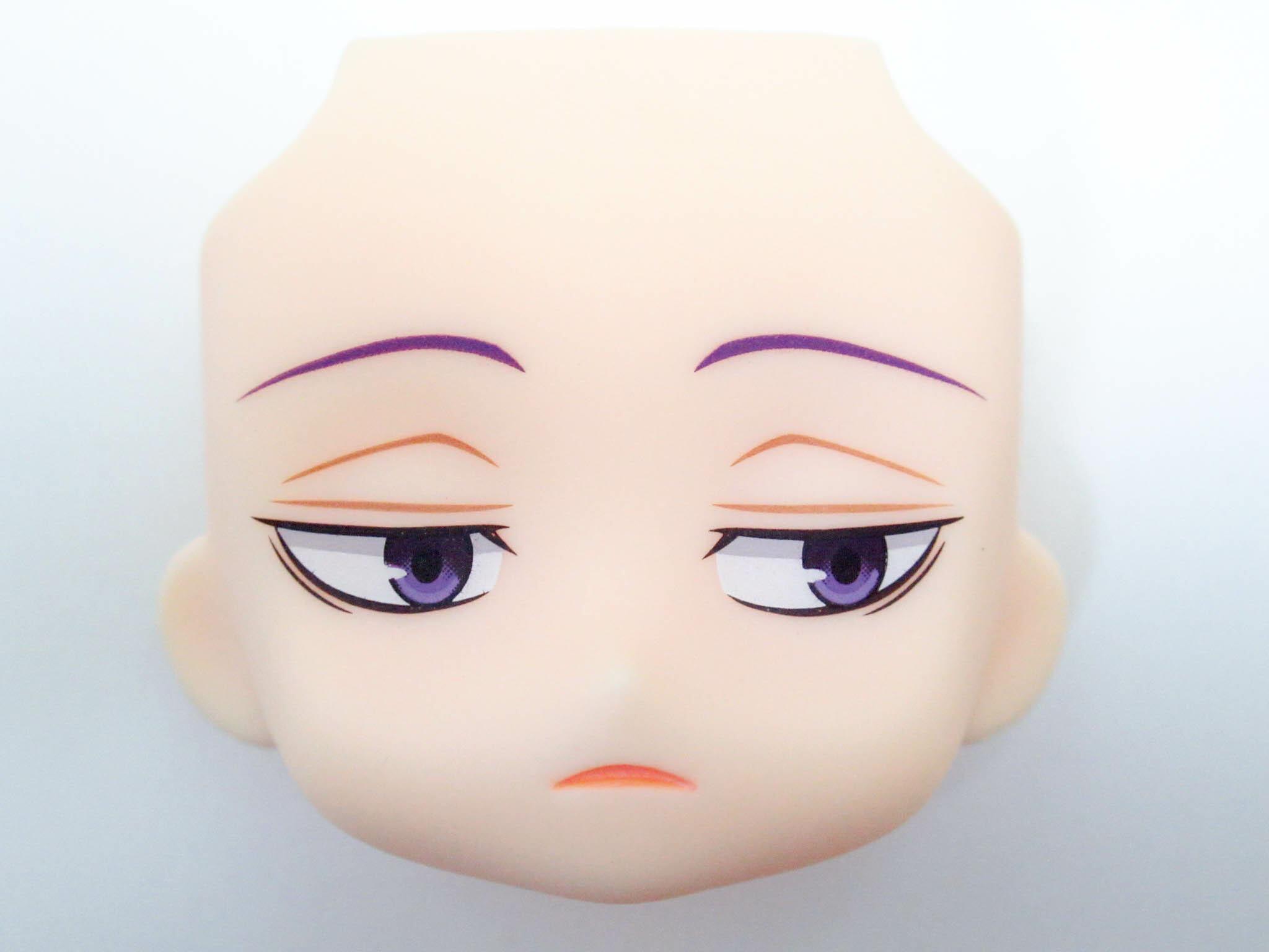 再入荷【1094】 紫原敦 顔パーツ 普通 ねんどろいど