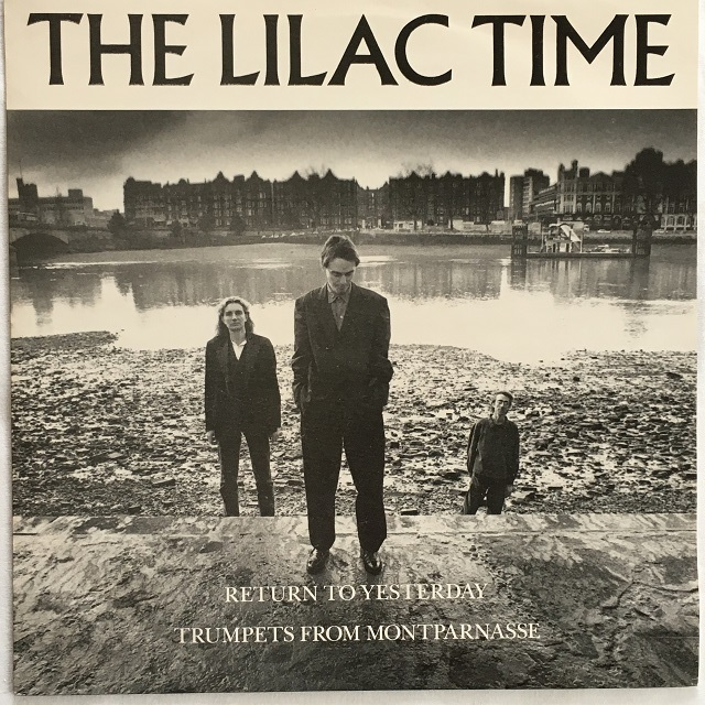 【12inch・英盤】The Lilac Time  /  Return To Yesterday