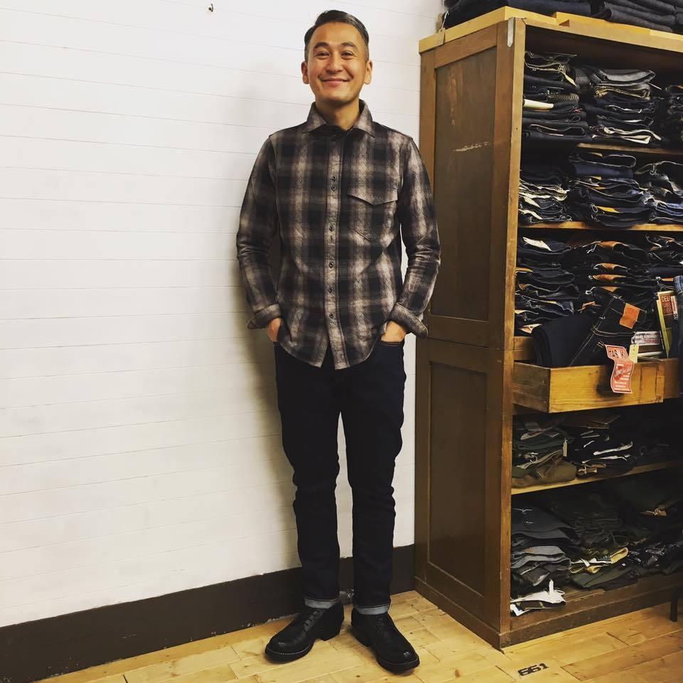 DALEES(ダリーズ)Amond shirts/アモンドシャツ