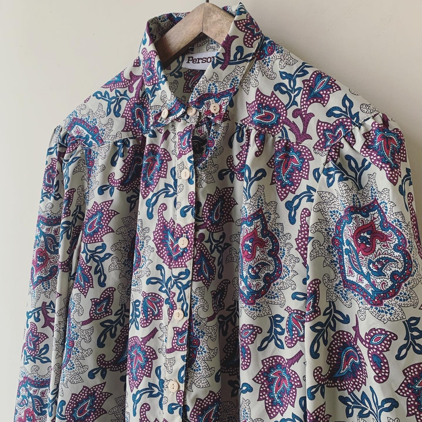vintage design blouse