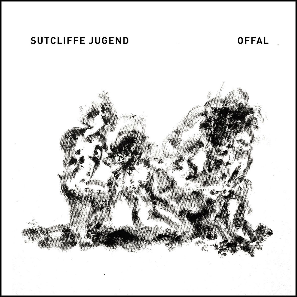 SUTCLIFFE JUGEND - Offal CD - 画像1