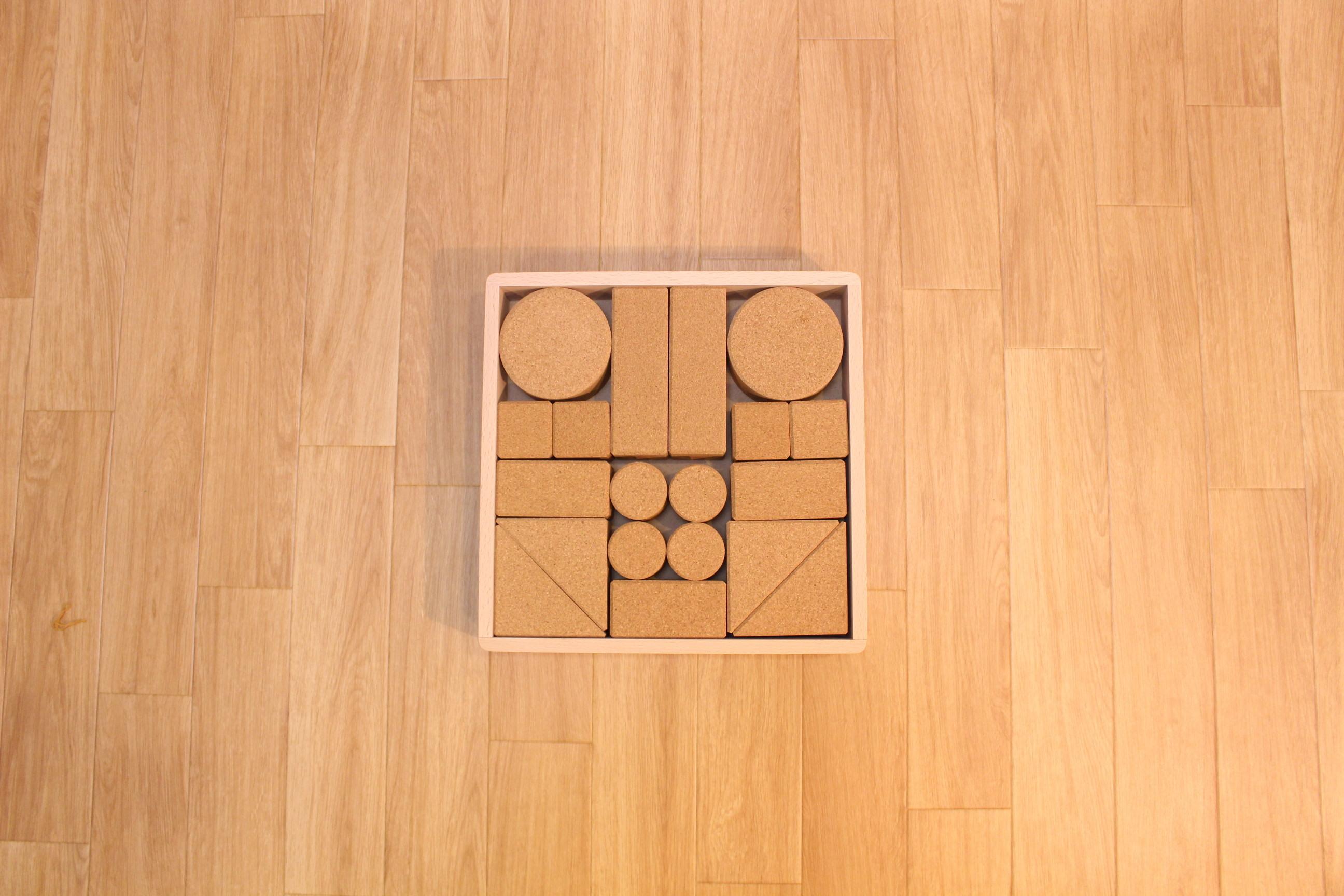 コルク積木(小) - 画像2