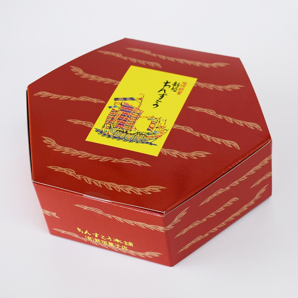 【新垣ちんすこう】 小亀6色詰合せ小(24個入り)