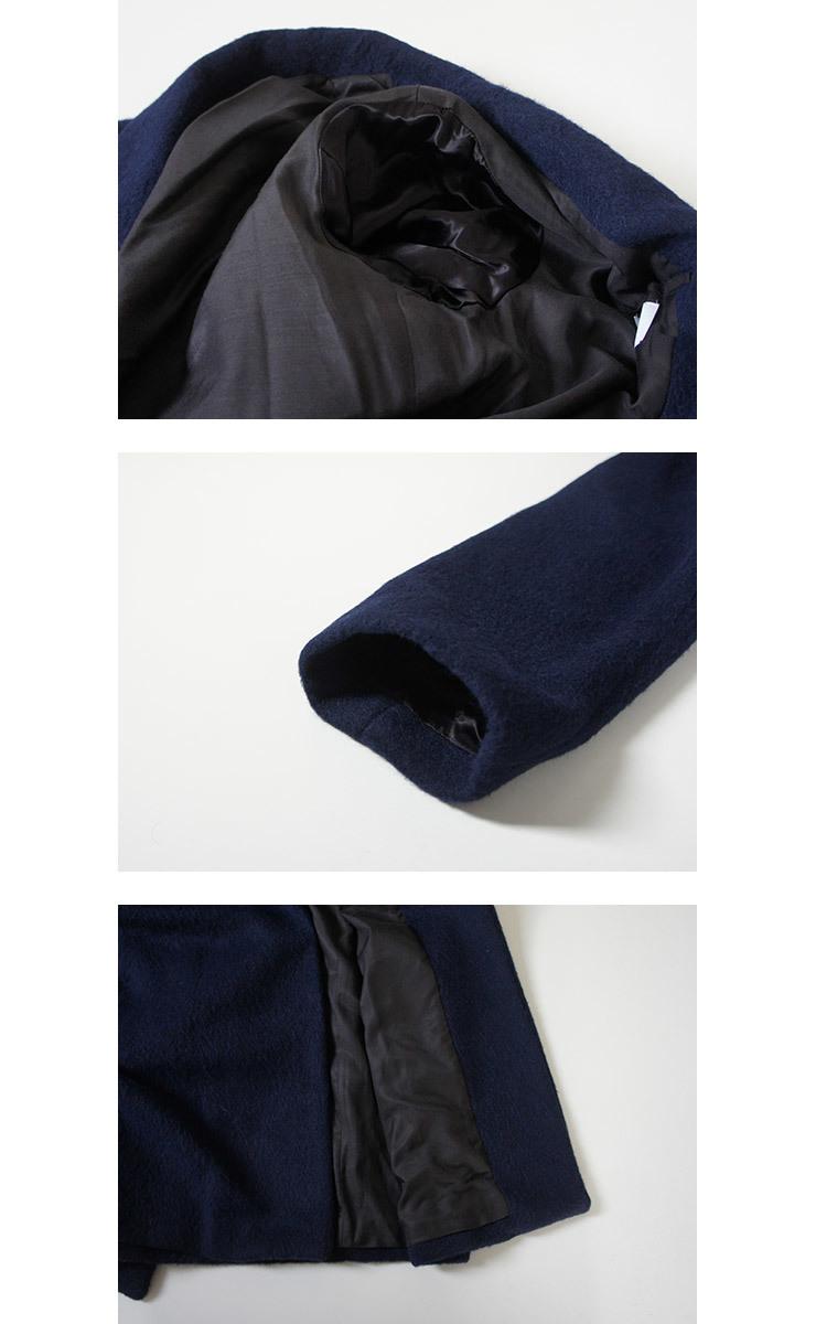MY マイ GOWN COAT レディース コート アウター ロング 秋冬 通販 【返品交換不可】 (品番163-61702)