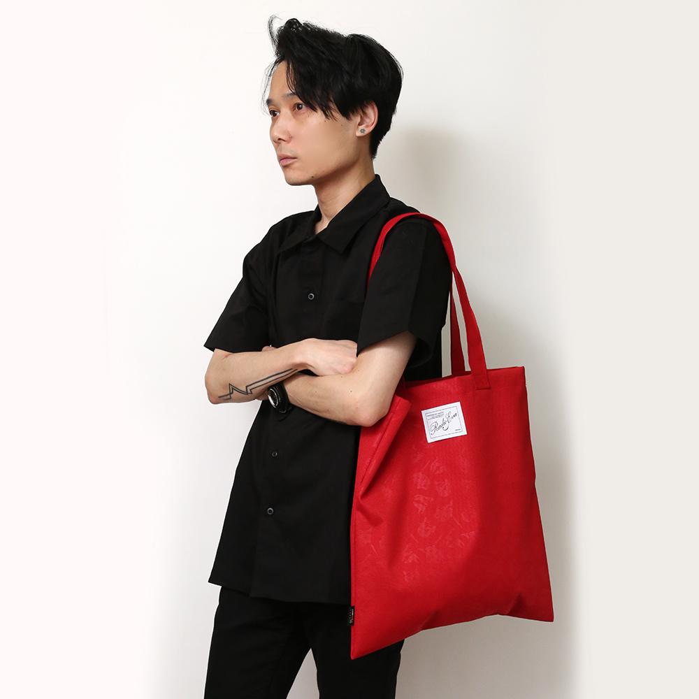 EVANGELION CORDURA Nylon Tote Bag (ホワイト) / RADIO EVA