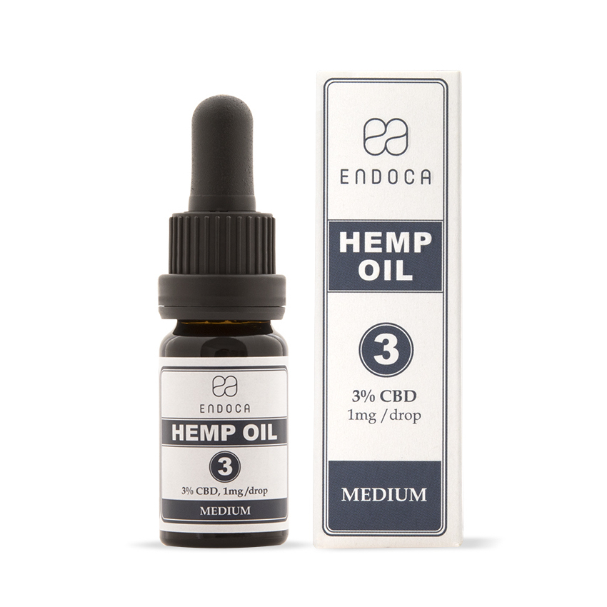 ∞Hemp Oil Drops 300mg CBD(3%)∞