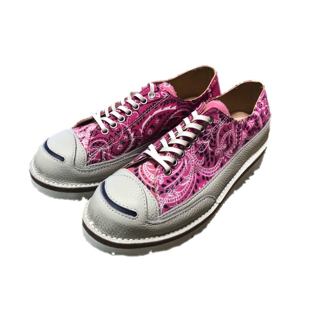 CHILDREN OF THE DISCORDANCE Bandana Sneaker Pink