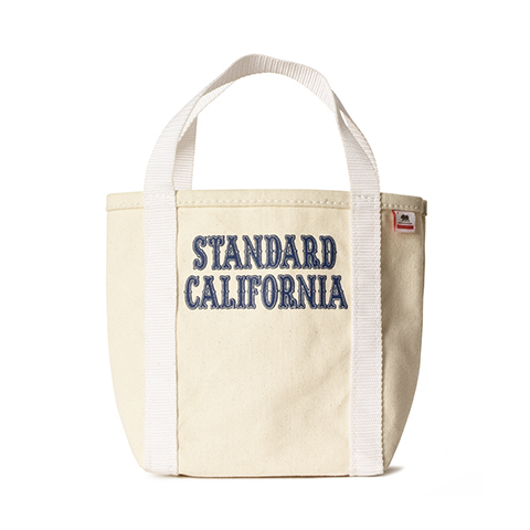 STANDARD CALIFORNIA #SD Made in USA Stroll Canvas Tote Bag