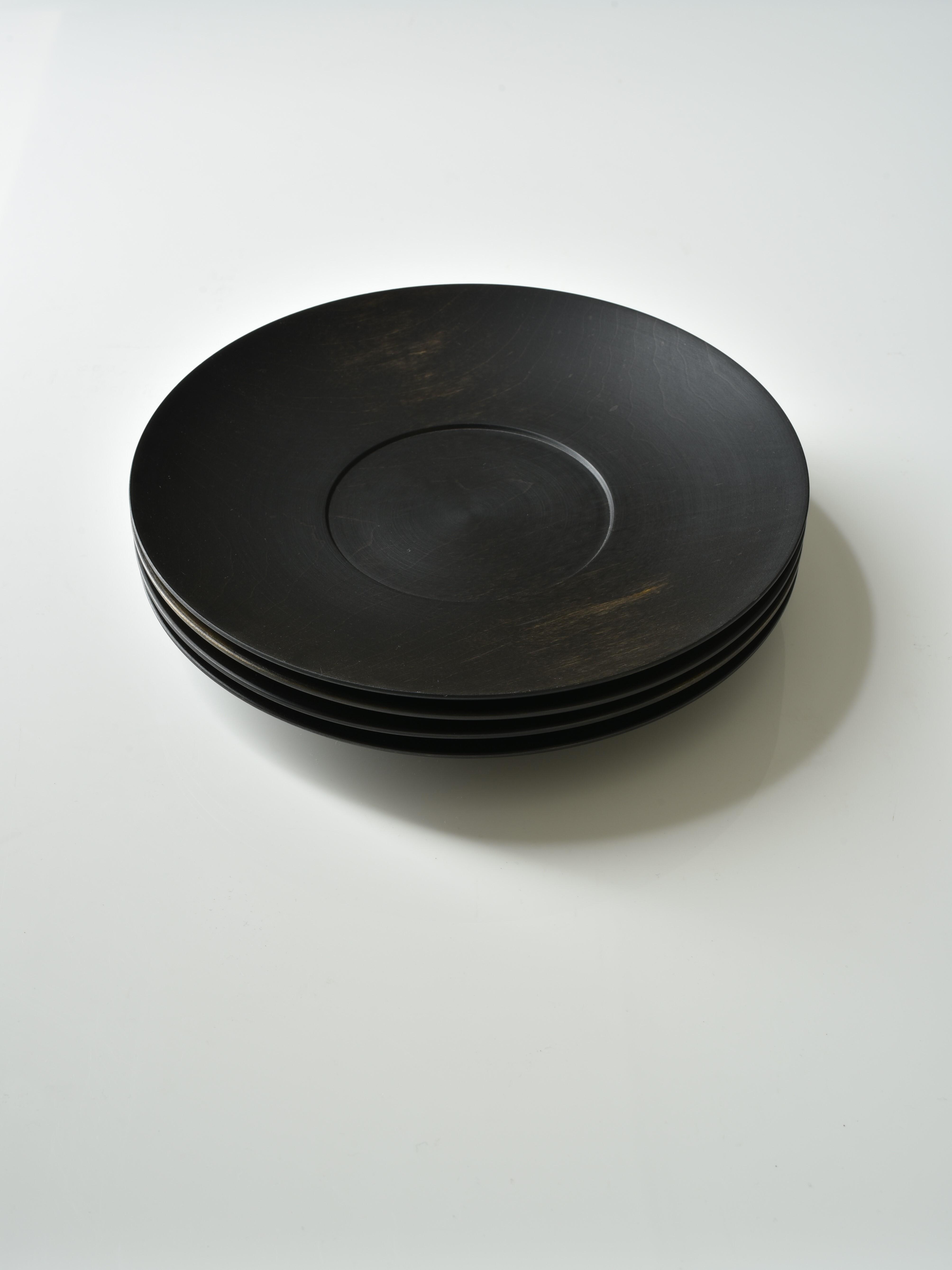 IFUJI BOXMAKER デルフトトレイL(三度黒)