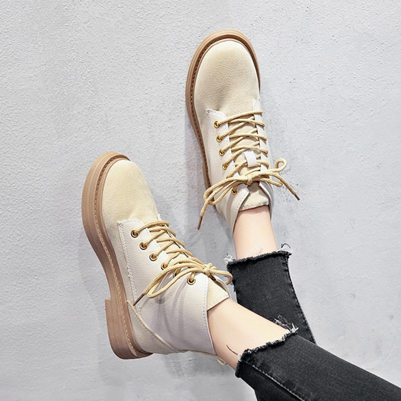 【shoes】カジュアル切り替え合わせやすいブーツ23061229