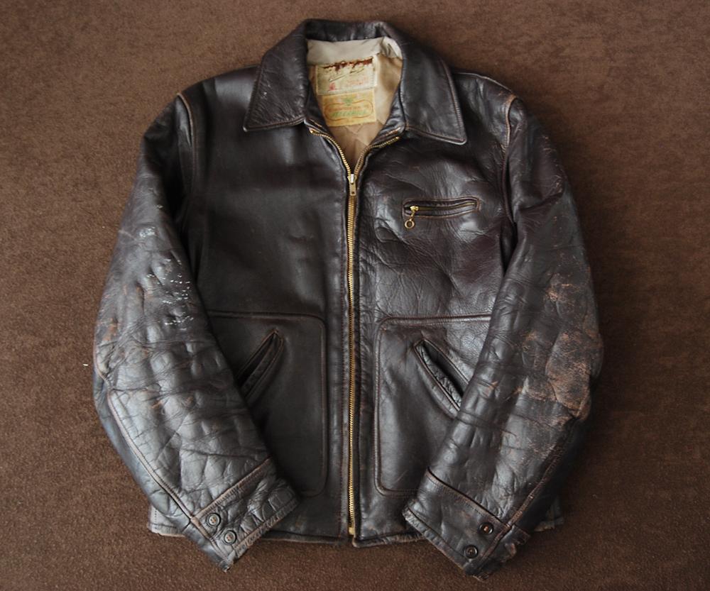 50s Daniel Boone スポーツジャケット