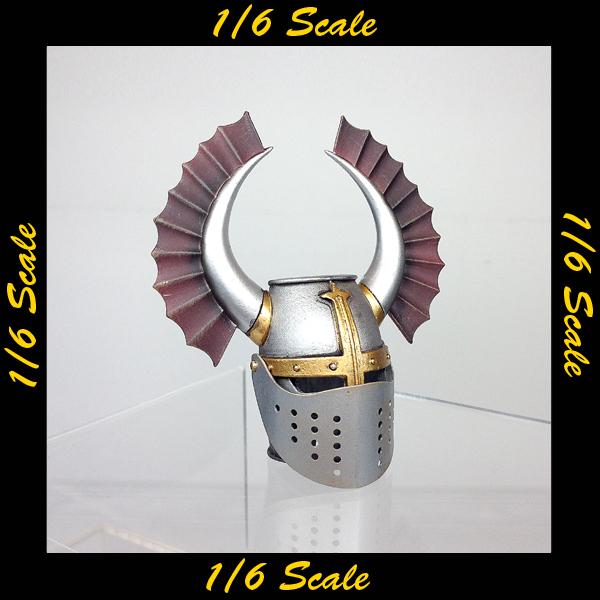 【01586】 1/6 COO チュートン騎士団 兜