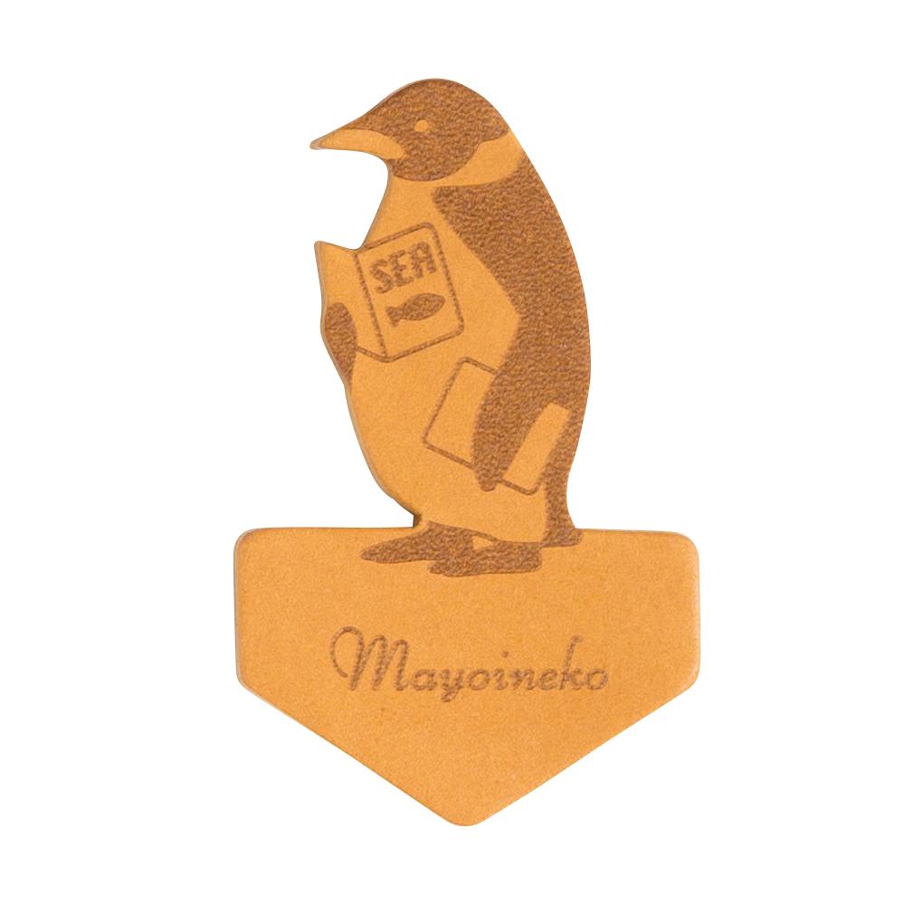 ペンギン 栞 ブックマーカー