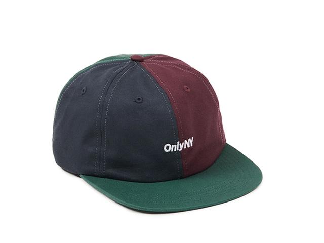 ONLY NY|Core Logo Polo Hat