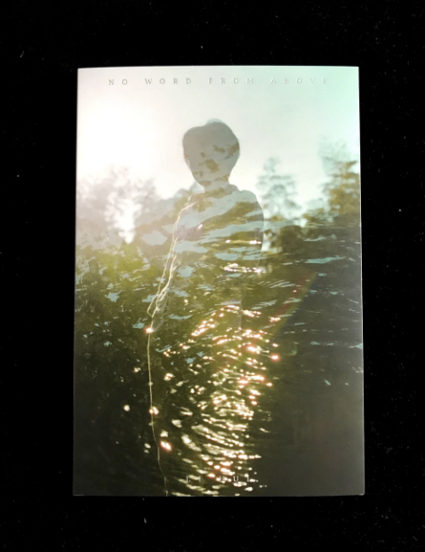 """PHOTO BOOK """"NO WORD FROM ABOVE"""" / Li Hui 写真集   Limited edition of 500"""